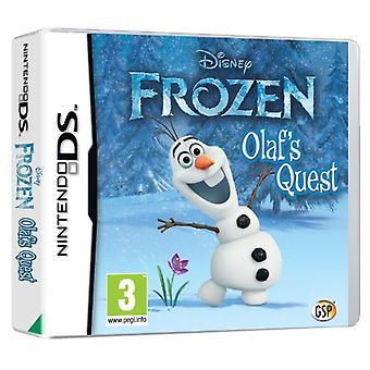 Disney die Eiskönigin verbürgen Quest (Nintendo DS)