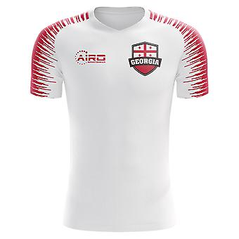 2018-2019 Georgia Home Concept Football Shirt (Kids)