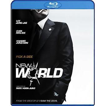 New World [BLU-RAY] USA import