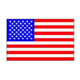 USA amerikanische Flagge 5 x 3 ft mit Ösen für hängende