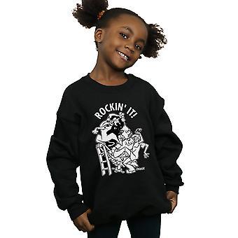 Scooby Doo Girls Rockin' It Sweatshirt