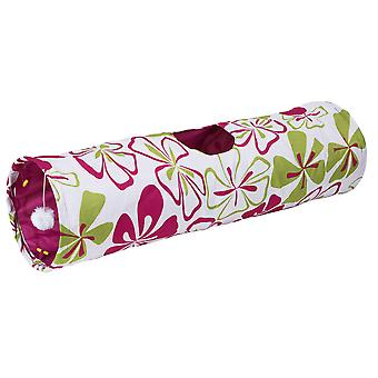 Kerbl Tunel para Gato S Flower (Cats , Toys , Tunnels)