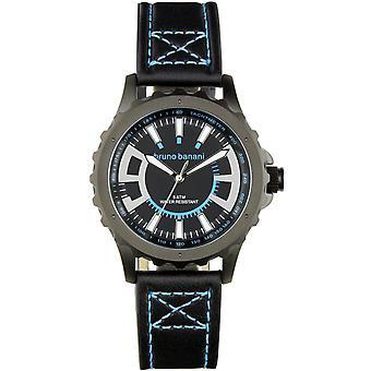 Reloj de pulsera de reloj Bruno Banani de Meros BR30021 analógica
