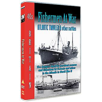 Fishermen at War DVD