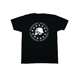 Metal Mulisha Black Rebellion X T-Shirt