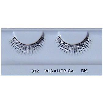 Wig America Premium False Eyelashes wig532, 5 Pairs