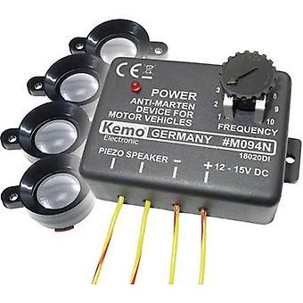 كيمو M094 سيارة ريبيلير الحيوانية بما في ذلك LED الحرس، مكبرات الصوت منفصلة 12 V 1 pc(s)