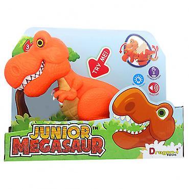 Junior Megasaur T-Rex Dino With Lights & Sounds