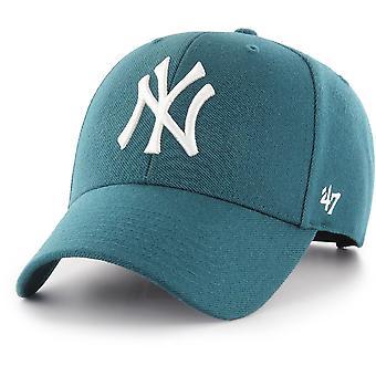 47 Brand Snapback Cap - MVP New York Yankees pacific grün