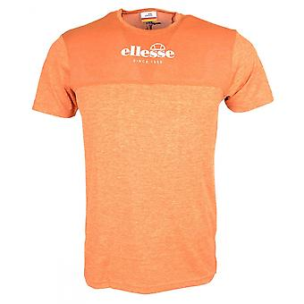 Ellesse Versio Polyester Orange T-shirt
