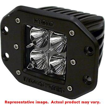 Rigid Lights - D Series 21111 Fits:UNIVERSAL 0 - 0 NON APPLICATION SPECIFIC