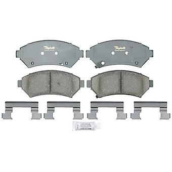 Raybestos ATD699C avancée technologie Ceramic Disc Brake Pad Set