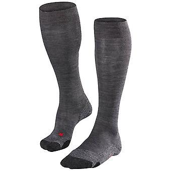 Falke Trekking 2 medi lunghi calzettoni alti - grigio scuro