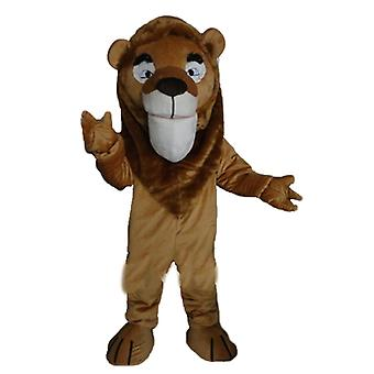 mascot lion Brown, giant and very successful SPOTSOUND