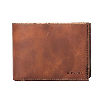 Rip Curl Handcrafted Slim Leather Wallet