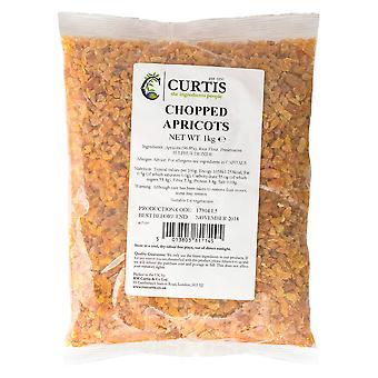 Curtis gehackte Aprikosen getrocknet