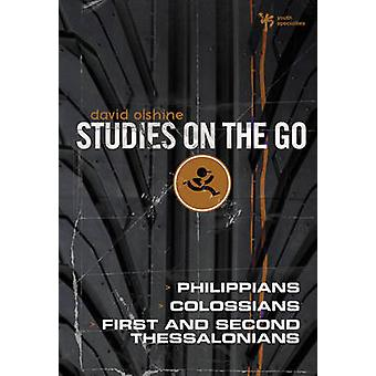 The Philippians - Colossians - First and Second Thessalonians by Davi