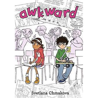 Awkward by Svetlana Chmakova - 9780316381307 Book