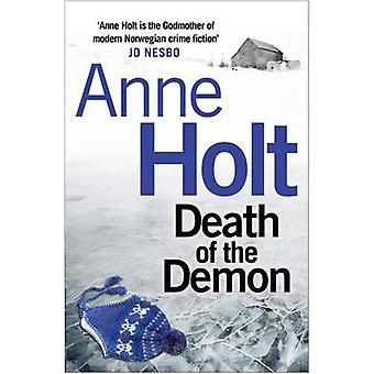 Death of the Demon (Main) by Anne Holt - Anne Bruce - 9780857892270 B