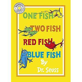 Dr Seuss - één vis, twee vissen, rode vis, Blue Fish