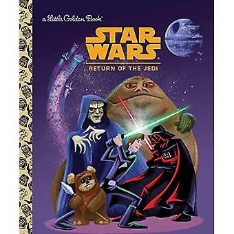 Star Wars: Le retour du Jedi (petit livre d'or)