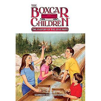 Mysteriet med den Star Ruby (Boxcar barn)