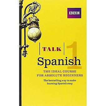 Talk Spanish Book