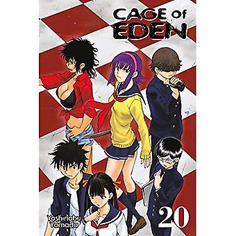 Cage d'Eden 20