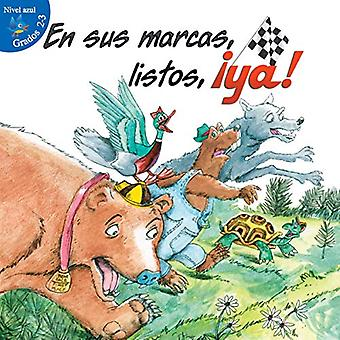 Nl Sus Marcas, Listos, YA! (Ready, Set, Race!) (Alitas Azules: Niveles 2-3)