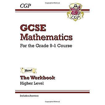 Nuevo libro de matemáticas GCSE: Más alto - para el grado 9-1 curso (incluye respuestas)