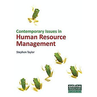 Contemporary Issues in Human Resource Management