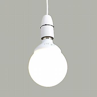 Energy Saving 10cm Screw E27 Globe 15 watt (75W) Light Bulb