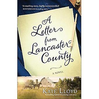 Ein Brief von Lancaster County (Lancaster Entdeckungen)