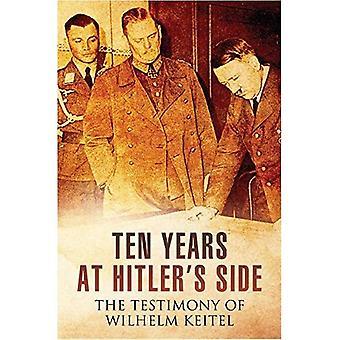 Tio år på Hitlers sida: vittnesmål av Wilhelm Keitel