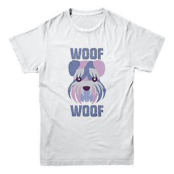 Official Pet-Selfie T-Shirt - Woof Woof