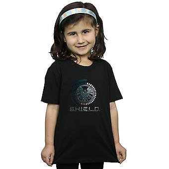 Marvel Girls Agents of S.H.I.E.L.D. Circuits T-Shirt