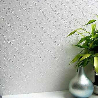 تطبيق مزدوج الجدران يمكن طلائها تنقش سهلة الزهور الفاخرة همنت أناجليبتا