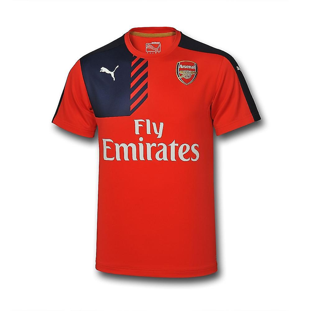 2015-2016 Arsenal Puma Training Shirt (Red) - Kids