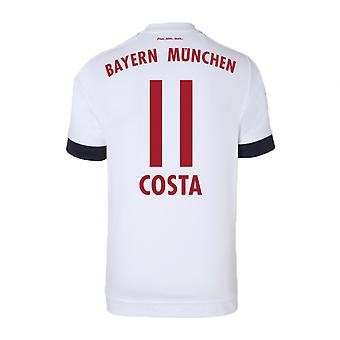 2015-16 Bayern Munich Away Shirt (Costa 11) - Kids