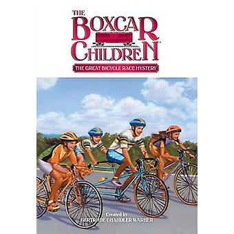 The Great Bicycle Race Mystery by Gertrude Chandler Warner - 97808075