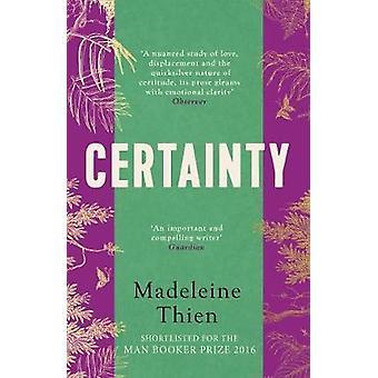 Certainty by Madeleine Thien - 9781783783731 Book