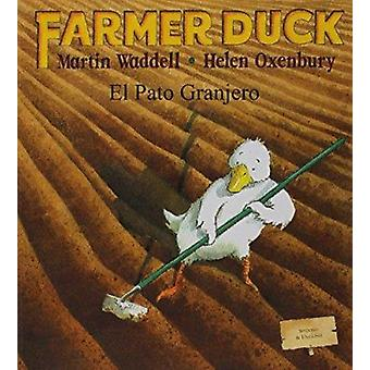 Farmer Duck in Spanish and English by Martin Waddell - Helen Oxenbury