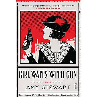 Girl Waits with Gun (New edition) by Amy Stewart - 9781925228571 Book