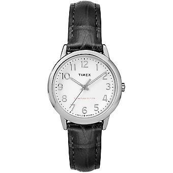 Zegarek Timex easy reader 30 mm bransoletka TW2R65300