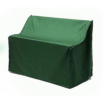 Gardenista® Green Protective Cover for 2 Seater Bench