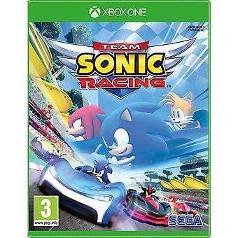 Team Sonic Racing Xbox ein Spiel