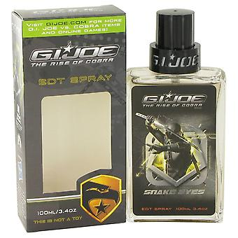 GI Joe by Marmol & Son Eau De Toilette Spray 3.4 oz / 100 ml (Men)