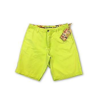 Tailor Vintage shorts in lime green