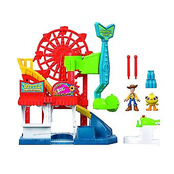 Disney Pixar Toy Story 4 Imaginext Carnival Playset GBG66