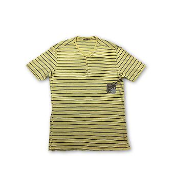 Agave Silver Seisic t-shirt in yellow